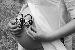 Grūtniecības laiks Anglijā